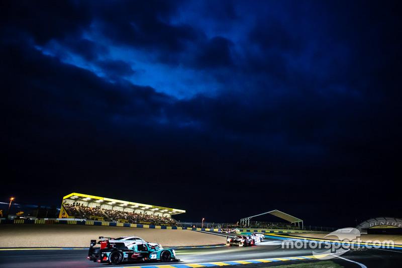 #23 Panis Barthez Competition, Ligier JS P2 Nissan