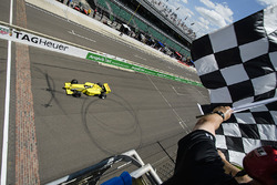 Pato O'Ward, Team Pelfrey takes win
