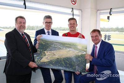Ipswich Motorsport Precinct aankondiging