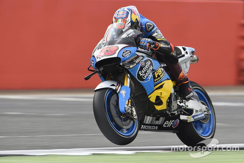 16. Jack Miller, Marc VDS Racing, Honda