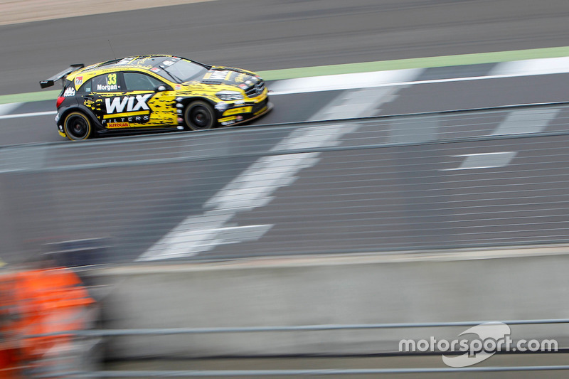 #33 Adam Morgan, WIX Racing, Mercedes Benz A-Klasse