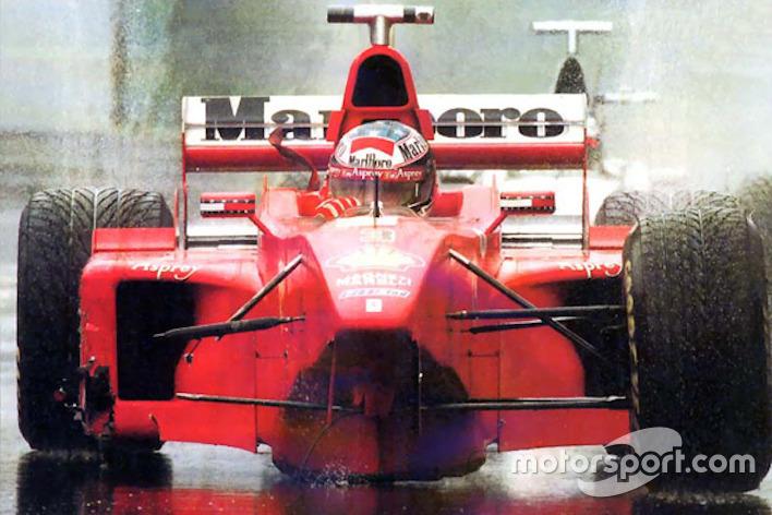 2 – Гран Прі Бельгії 1998: Хаос, (майже) бійка та вкрадена перемога