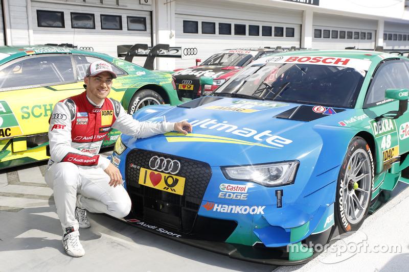 Qualifying 1: Edoardo Mortara mit seiner 1. Pole-Position der Saison
