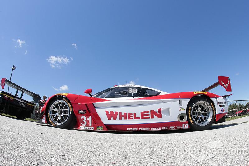 #7: Action Express Racing Corvette DP: Eric Curran, Dane Cameron