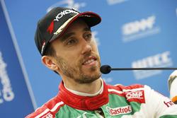 Press Conference, Esteban Guerrieri, Honda Racing Team JAS, Honda Civic WTCC