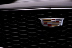 Cadillac XT4 teaser photo