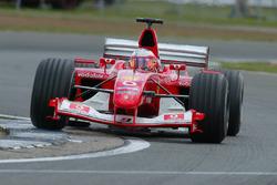 Rubens Barrichello, Ferrari F2003-GA