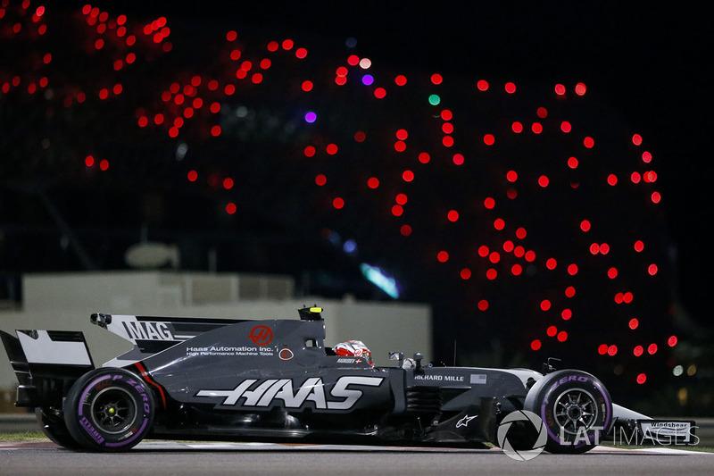 14. Kevin Magnussen, Haas F1 Team VF-17