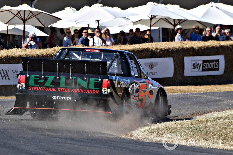Mike Skinner, Toyota Tundra (48,25 detik)
