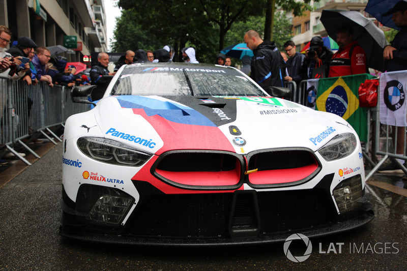 #81 BMW Team MTEK BMW M8 GTE