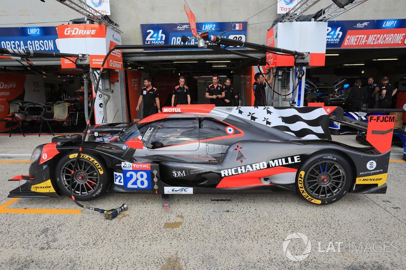 #28 TDS Racing Oreca 07 Gibson