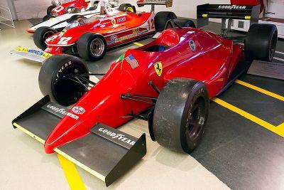 Ferrari 637 retrospective