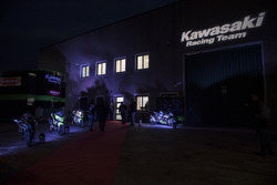 Lancement de la Kawasaki ZX-10RR