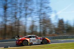 #31 Frikadelli Racing Porsche 991 GT-R: Marco Seefried, Felipe Fernández Laser, Mathieu Jaminet