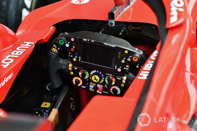 Руль Ferrari SF71H