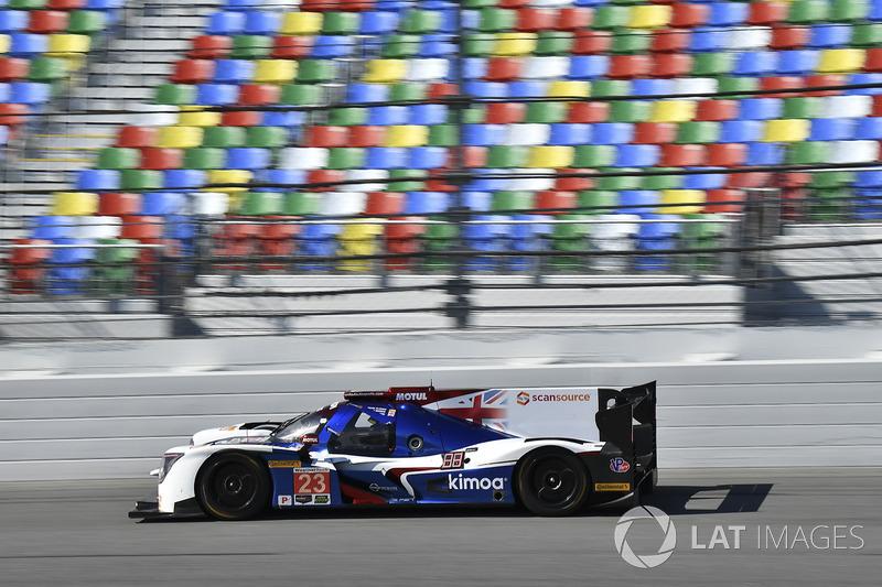 21º #23 United Autosports Ligier: Fernando Alonso (LMP2)