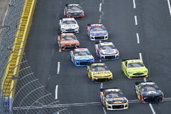 Chase Elliott, Hendrick Motorsports, Chevrolet Camaro SunEnergy1 and Alex Bowman, Hendrick Motorsports, Chevrolet Camaro Axalta