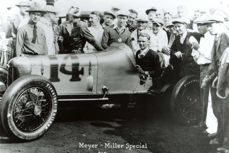 1928 - Louis Meyer, Miller