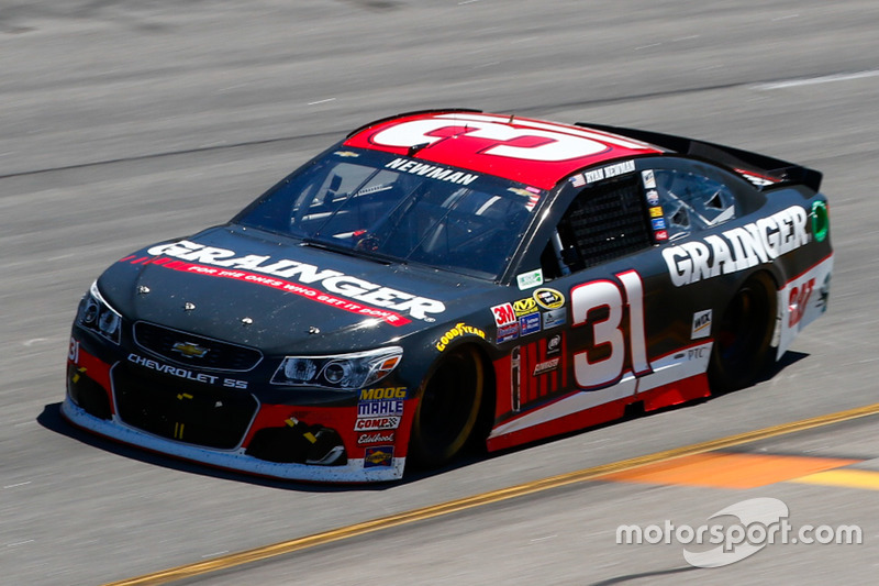 31. Ryan Newman, Richard Childress Racing, Chevrolet (Crash)