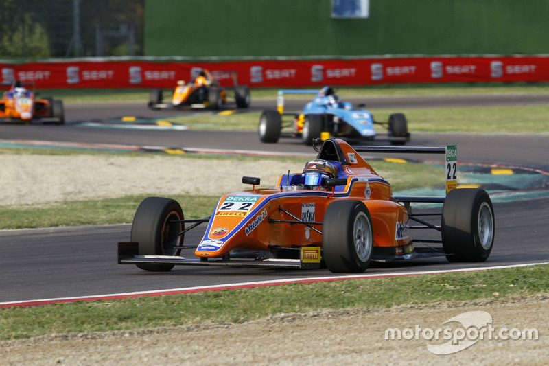 Ye Yifei, Kfzteile24 Mücke Motorsport