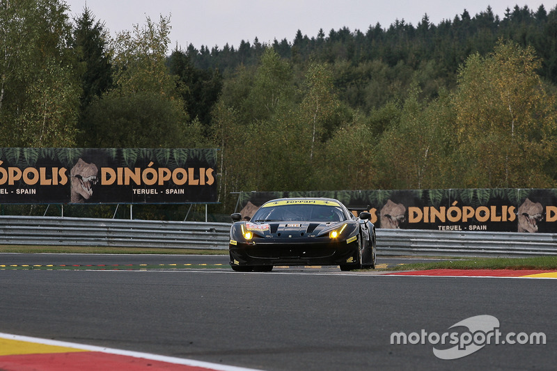#56 AT Racing, Ferrari F458 Italia: Alexander Talkanitsa, Alexander Talkanitsa Jr, Alessandro Pier Guidi