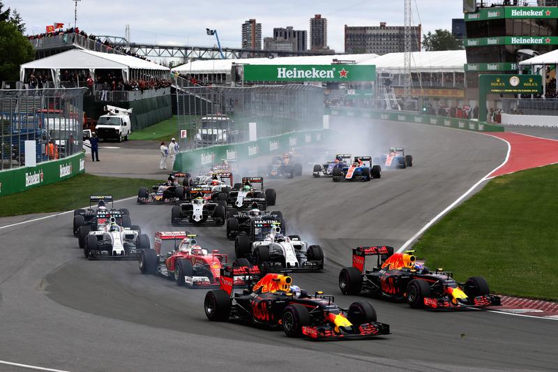 Даніель Ріккардо, Red Bull Racing RB12 та Макс Ферстаппен, Red Bull Racing RB12