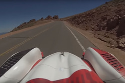 Romain Dumas am Pikes Peak (Screenshot)
