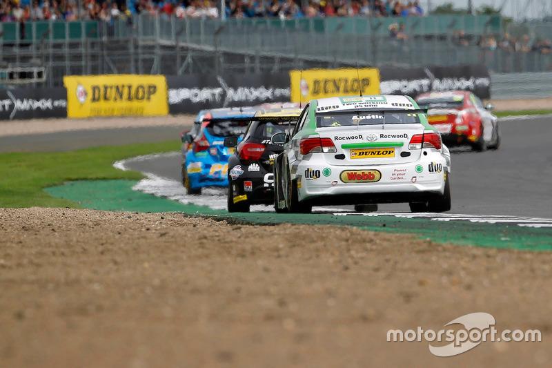 #11 Rob Austin, Handy Motorsport, Toyota Avensis