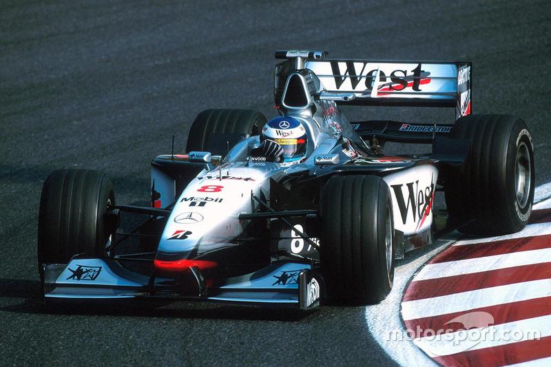 West и McLaren