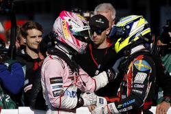 Maximilian Günther, Prema Powerteam Dallara F317 - Mercedes-Benz, Joel Eriksson, Motopark Dallara F317 - Volkswagen