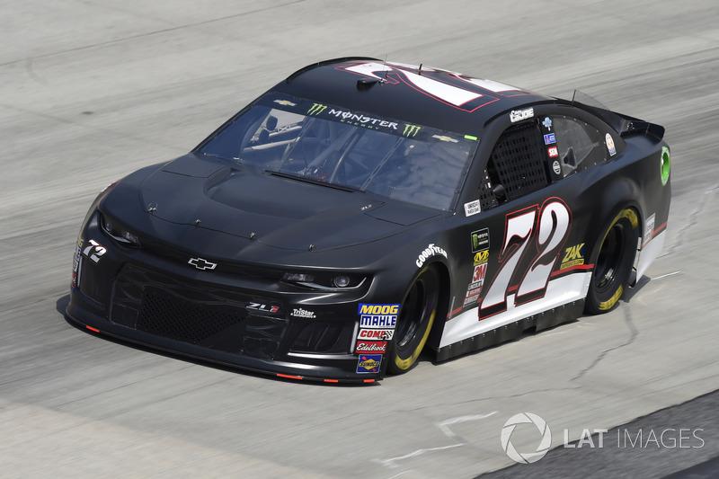 38. Corey LaJoie, TriStar Motorsports, Chevrolet Camaro