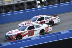 Ryan Preece, Joe Gibbs Racing, Toyota Camry Rheem, John Hunter Nemechek, Chip Ganassi Racing, Chevrolet Camaro Fire Alarm Services, Inc