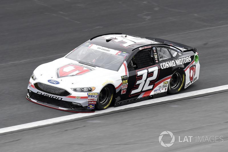 31. Matt DiBenedetto, Go FAS Racing, Ford Fusion Cosmo Motors