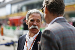 Chase Carey, CEO, Formula One