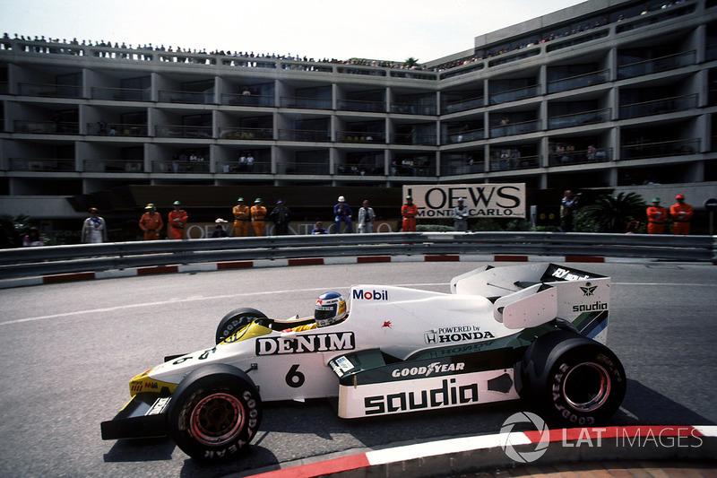 1984: Williams-Honda FW09