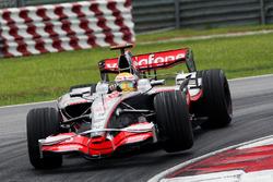 Lewis Hamilton, McLaren Mercedes MP4/23