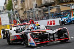 Maro Engel, Venturi Formula E Team, Lucas di Grassi, Audi Sport ABT Schaeffler, Sébastien Buemi, Renault e.Dams