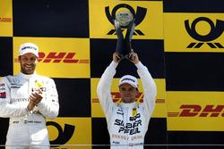Podium: third place Lucas Auer, Mercedes-AMG Team HWA