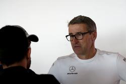 #25 HTP Motorsport Mercedes-AMG GT3: Bernd Schneider