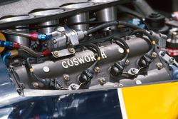 El motor Cosworth DFR
