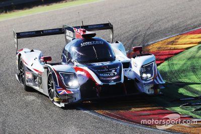 Тесты United Autosports в Арагоне