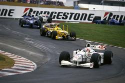 Rubens Barrichello, Stewart SF2