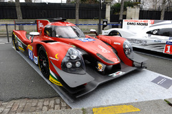 RGR Sport by Morand LMP2 in the streets of Paris