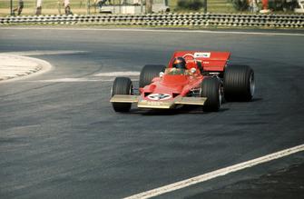 Эмерсон Фиттипальди, Lotus 72C