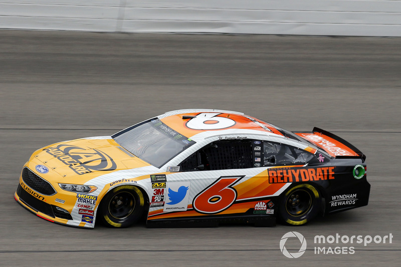 19. Trevor Bayne, Roush Fenway Racing, Ford Fusion AdvoCare Rehydrate