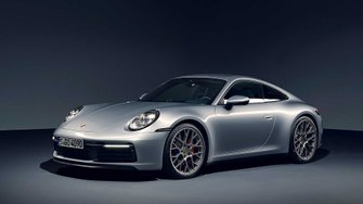 Porsche 911 Carrera (992) 2019