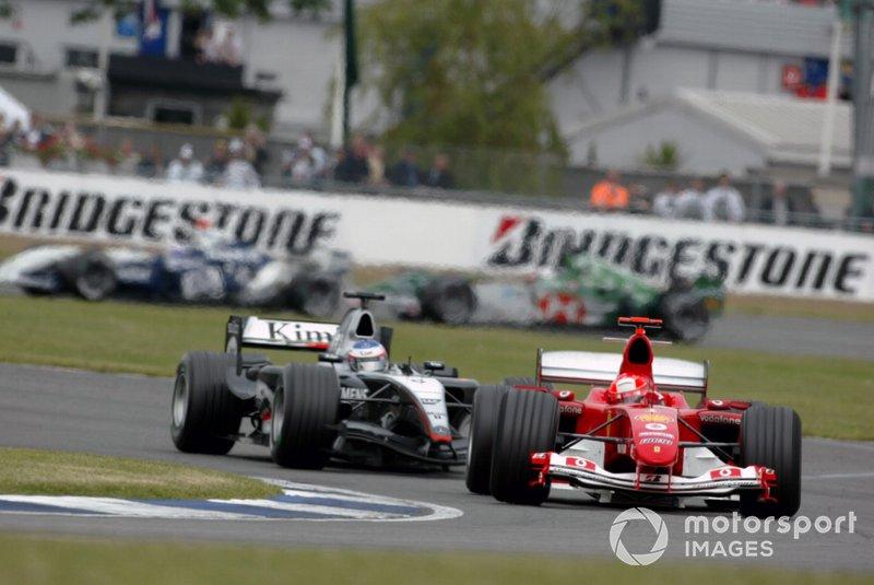 GP Inggris Raya 2004