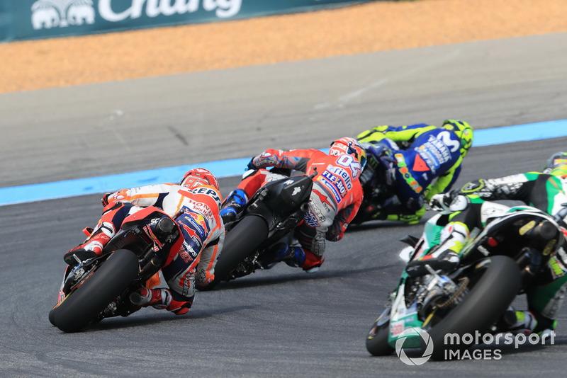 MotoGP Thailand (2 insiden)