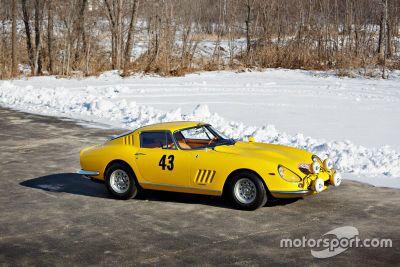 Asta Ferrari 275 GTB