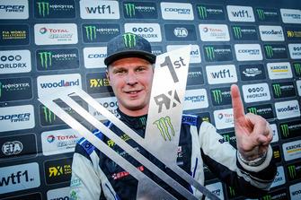 1. Johan Kristoffersson, PSRX Volkswagen Sweden